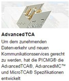 Advanced TCA