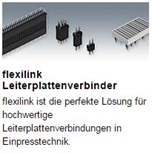 flexilink Leiterplattenverbinder